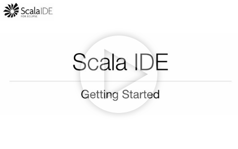 Download the 4 7 Release of the Scala IDE for Eclipse